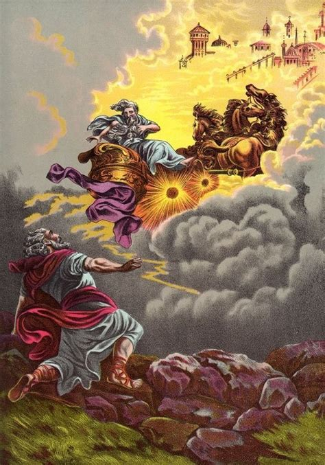elijah and chariot of fire elijah and the chariot of fire 2 kings 2 bible stories