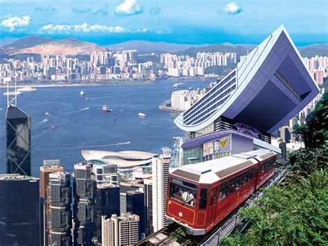 peak tram and sky terrace promo tiket masuk wisata hongkong