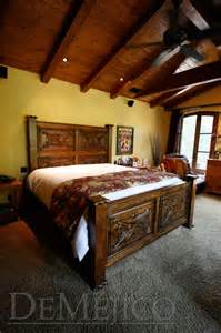 Mexican Rustic Bedroom Furniture - spanish style furniture doors amp lighting demejico los angeles