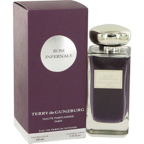 By Terry Make Up Skincare Womens Perfume   rose infernale perfume for women by terry de gunzburg