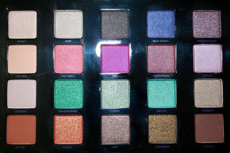 Decay Palette eyeshadow palettes decay quot vice 4 quot palette review