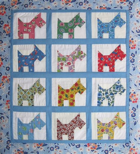 free printable simple quilt patterns 77 best images about scottie dogs quilt on pinterest