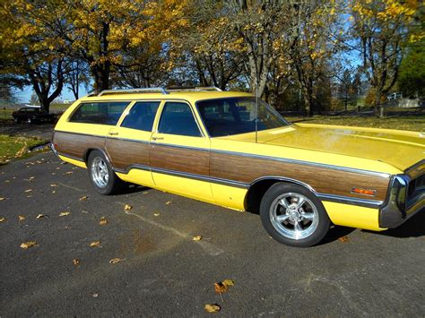 Chrysler Town And Country Wagon by 1971 Chrysler Town Country Station Wagon 181387