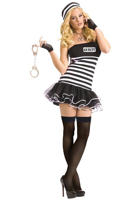 prisoner costume guilty prisoner costume