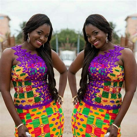 new stlyes of ganians have you tried these ankara and kente styles fashion