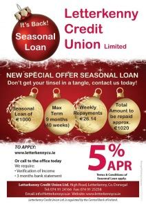 Letterkenny Credit Union Letterkenny Credit Union Donegal Daily