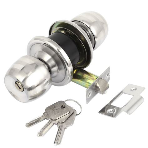 bedroom door knobs with key lock bedroom bathroom round door knobs handle entrance passage