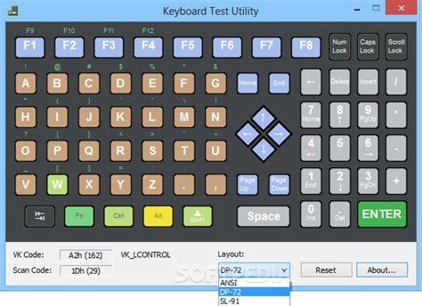 keyboard test keyboard test utility