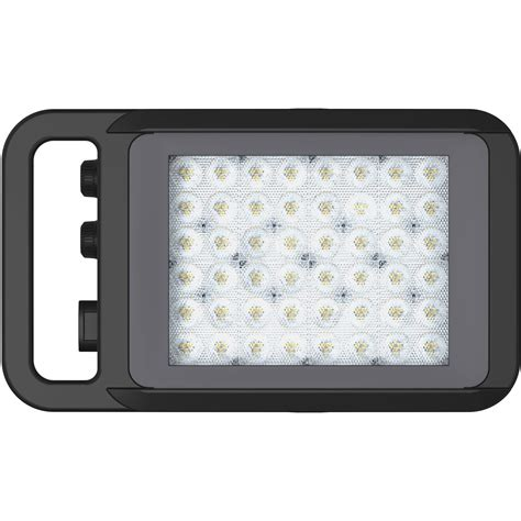 led photography lights amazon manfrotto lykos bi color on camera led light mll1300 bi b h
