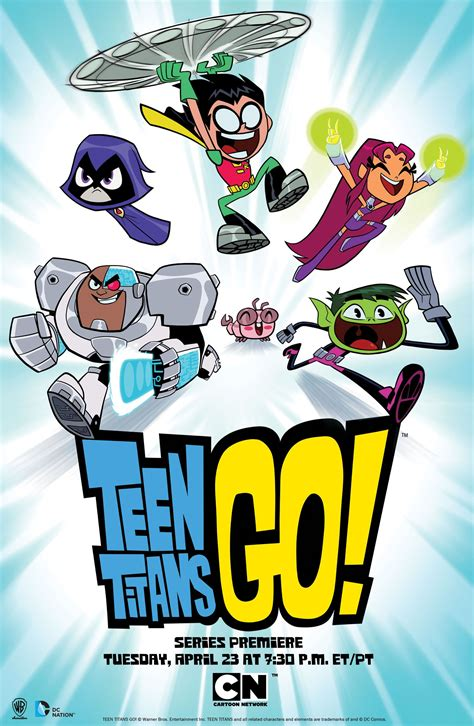 teen titans go 2013 teentitansgoposter3