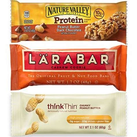 top protein bars 9 smart protein bar picks everyday health