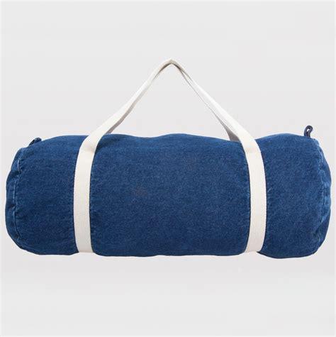 american apparel rsa0540 denim duffle bag 21 72 bags