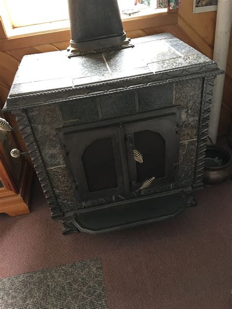 Soapstone Stove by Hearthstone Soapstone 1 Stove 1983 Should I Buy It Wood