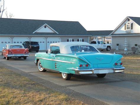 year one impala parts 1958 chevrolet impala impala convertible for sale