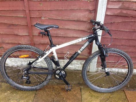 Bt White Bicycle mens 20 inch rock rider suspension mountain bike 24 speed smethwick 163 60 sandwell walsall
