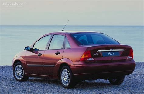 how do i learn about cars 1999 ford contour on board diagnostic system ford focus 4 doors specs photos 1999 2000 2001 autoevolution