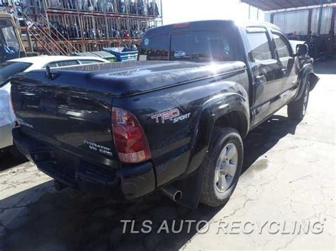 2006 Toyota Tacoma Parts Parting Out 2006 Toyota Tacoma Stock 5237or Tls Auto