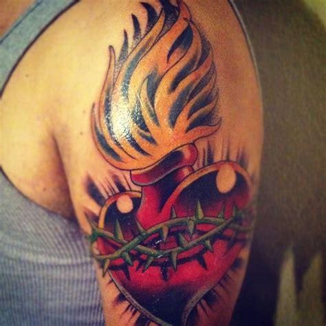 3d heart tattoos photos images for women design idea