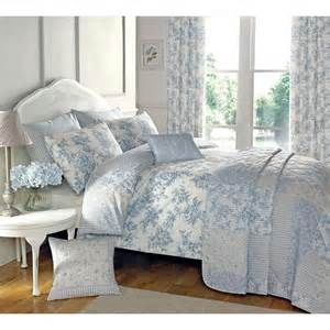 Blue And White Toile Bedding » Ideas Home Design