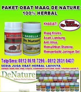 Obat Maag Bio Natura penyakit asam lambung gejala penyebab dan mengobati