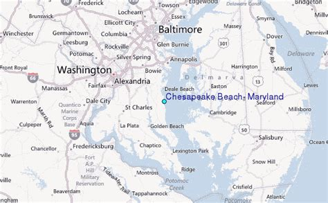 maryland map beaches chesapeake maryland tide station location guide