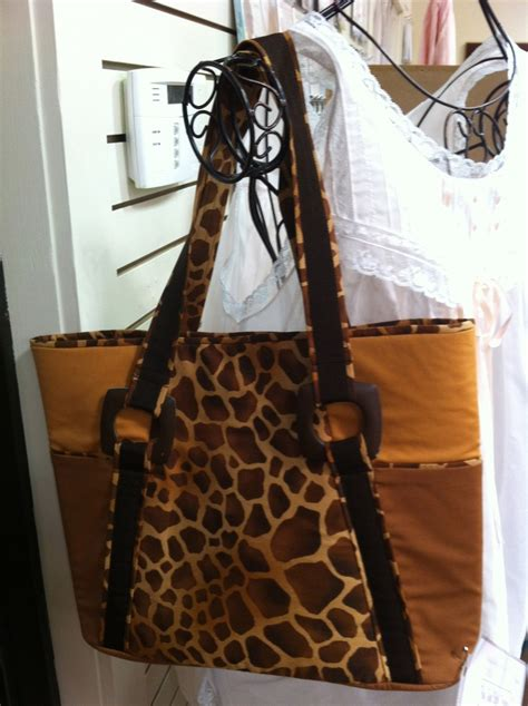 tote bag pattern with grommets 32 best images about giraffe collectibles on pinterest