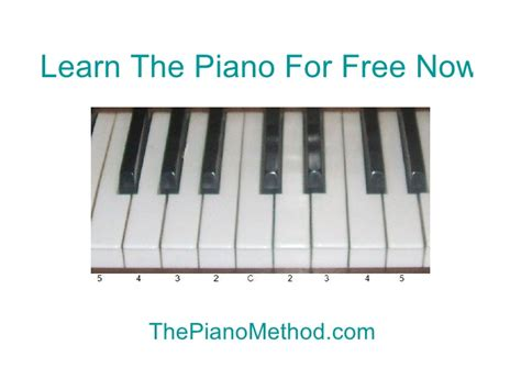 Learn Piano Using Computer Keyboard | play piano on computer keyboard free