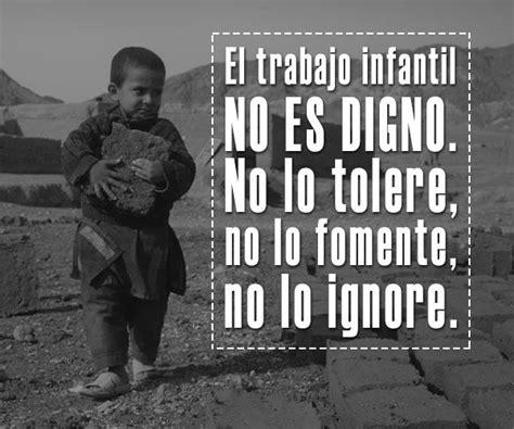 imagenes sarcasticas sobre el trabajo prevenir y erradicar el trabajo infantil 12 de junio