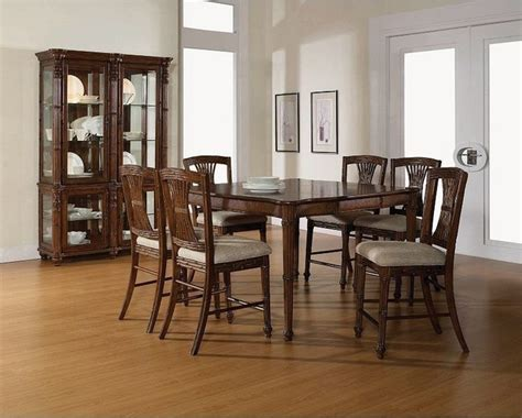 broyhill sunset pointe 5 piece counter height dining