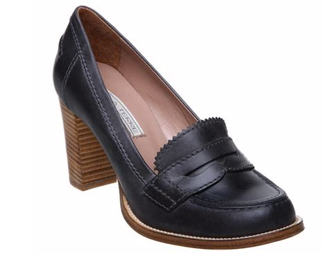 high loafers top 10 high heeled loafers fashion the guardian