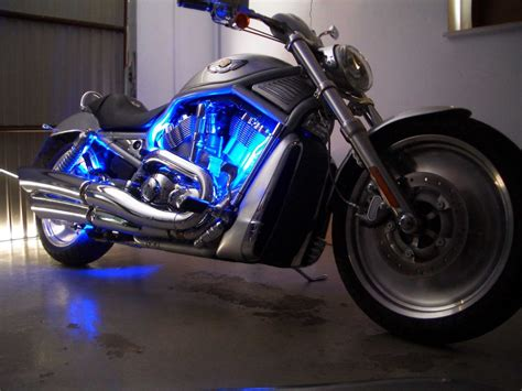 Motorrad Licht Tuning by Hummer H2 Led Undercar And Underbike Lights