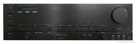Lv Ebanis H 1 luxman lv 113 manual stereo integrated lifier