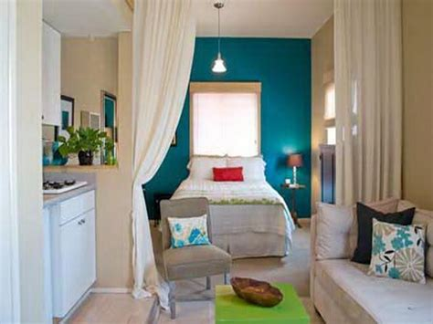 Efficiency Apartment Ideas | bloombety small studio apartment decorating ideas studio