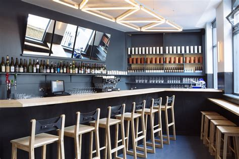 top bar restaurants in london new restaurant and wine bar verden clapton