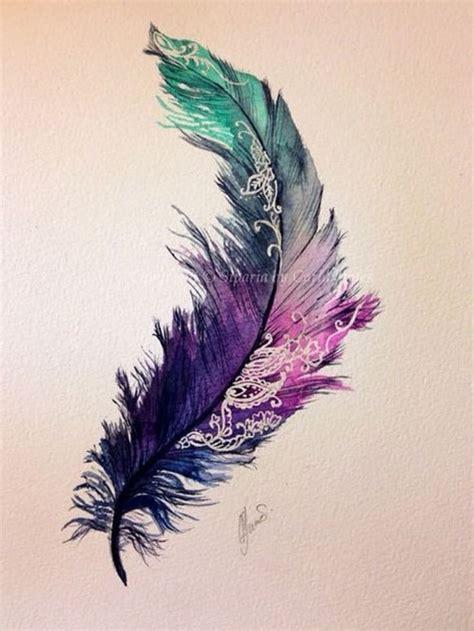tattoo pen watercolor 25 trending feather pen tattoo ideas on pinterest good
