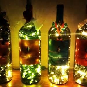how to make wine bottle lights lighted wine bottles local benefit how to make a bottle l