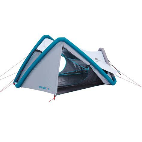 Air 2 Second air seconds 2 xl fresh black cing tent 2 white quechua