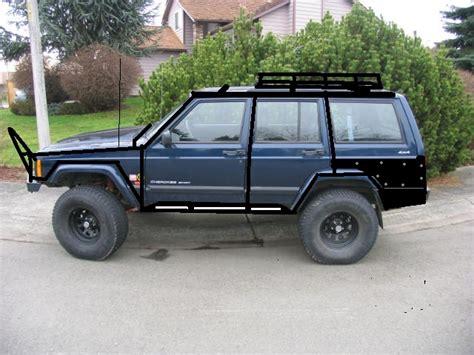 Jeep Xj Cage Jeep Xj Interior Roll Cage