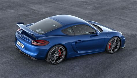 2016 Porsche Cayman Gt4 Photos Specs And Review Rs