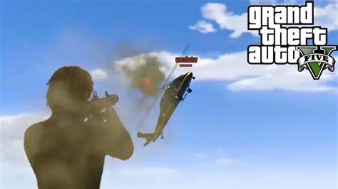 rpg gta 5 italia helikopter vs rpg gta 5 online komik anlar 19 youtube