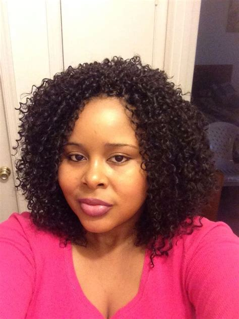 the best hair to use when crocheting crochet braids styles with curly hair short curly hair