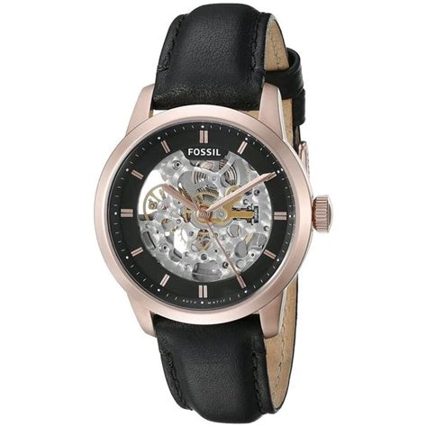 Fossil Me 3084 Automatic shop fossil s townsman automatic black leather