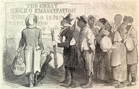 abraham lincoln impact on the civil war jim laws emancipation proclamation limitations