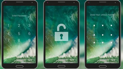 drawing pattern password how to unlock android phone when you forgot your password