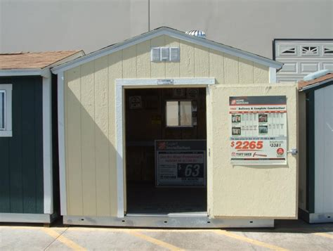 What Causes A To Shed by Tuff Shed Shed