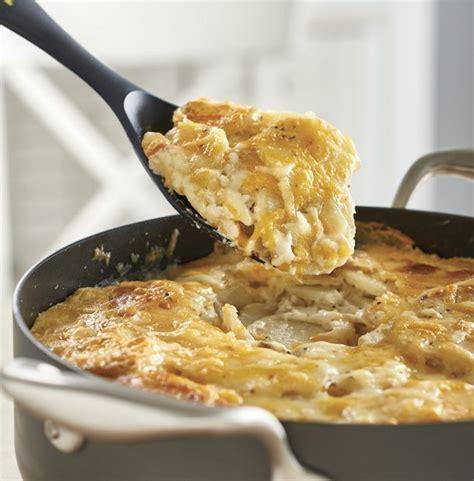 Root Vegetable Au Gratin - 3 simple side dishes fresh tupperware blog
