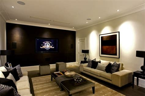 living room sound system home cinema design installation london inspired