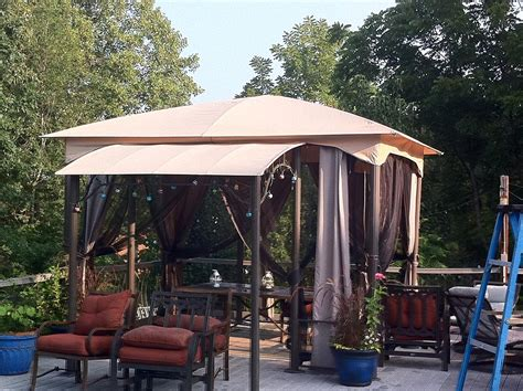 replacement pergola shade canopy pergola design ideas