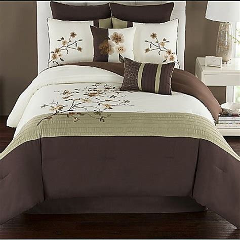 bed bath beyond bedding camisha comforter set bed bath beyond