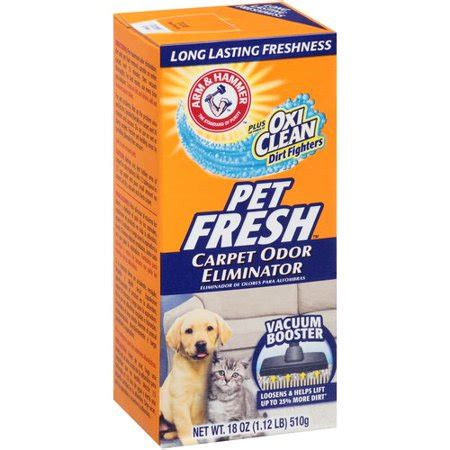 arm hammer pet fresh carpet odor eliminator oz